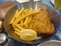Famous feesh and chips