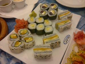 Bonsai (veg) platter