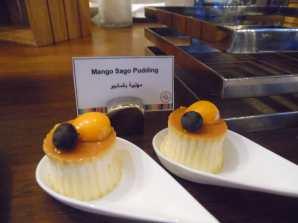 mango sago pudding