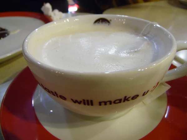 Tea n milk