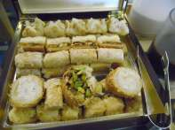 assorted arabic sweets